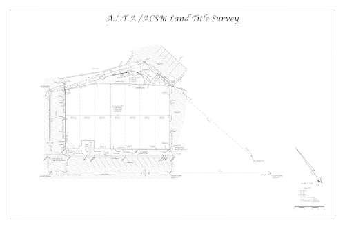 ALTA/ACSM survey